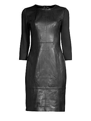 90d9ba13ab7 Elie Tahari - Paris Sheer-Striped Fit- -Flare Cocktail Dress - saks.com
