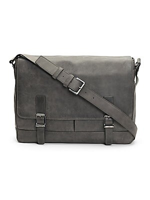 023625ca3011 Michael Kors - Grain Leather Messenger Bag - saks.com