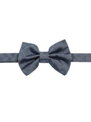 Emporio Armani Chevron Bow Tie