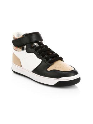 3629fc346b281 Giuseppe Zanotti - Little Kid's & Kid's Banana High-Top Sneakers ...