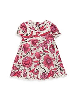 201e258836f8 Gucci. Baby's & Little Girl's Short-Sleeve Floral Dress