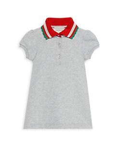 c94413af Gucci. Baby Girl's Short-Sleeve Dress