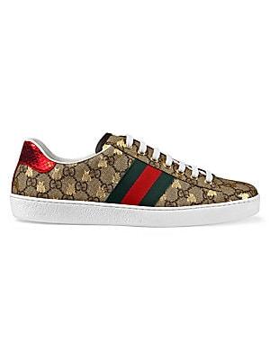 628bf213b08 Gucci - Ace GG Supreme Bees Sneaker - saks.com