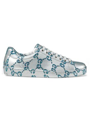 efe7f1a1a Gucci - Ace GG Coated Leather Sneaker - saks.com