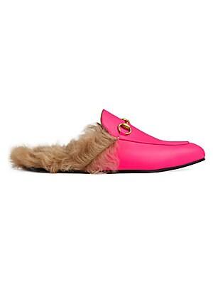 a3cc174ef42 Gucci - Pursuit Treck Tiger Slide Sandals - saks.com
