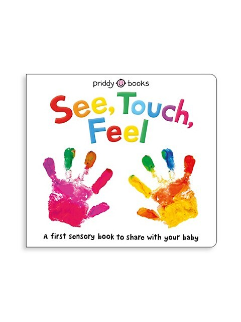 See Touch Feel Book