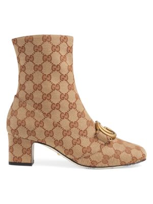 Gucci Victoire Gg Booties