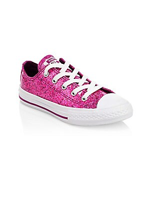 f41a8a2a45c1 Converse - Little Gilr s   Girl s Chuck Taylor All Star Patent ...