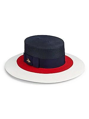 b985c23370f2 Gucci - Alba Straw Hat
