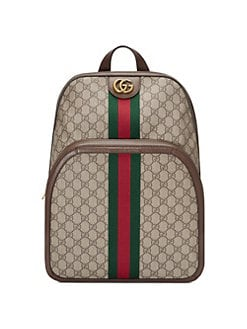 63b64986a472 Gucci. Medium Ophidia GG Backpack
