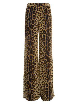 ea0fd88b8 Moschino - Leopard Button-Down Blouse - saks.com