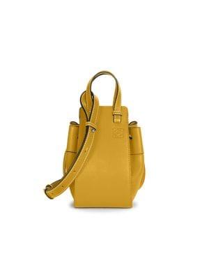 Mini Drawstring Hammock Bag by Loewe