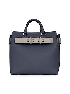a577eaa88a QUICK VIEW. Burberry. Medium Leather Belt Shoulder Bag