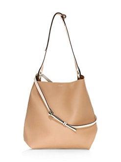 Burberry Medium Leather Hobo Bag 25b4631f63df1