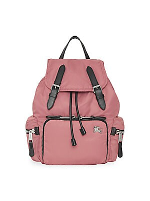 Medium Buckle Rucksack by Burberry