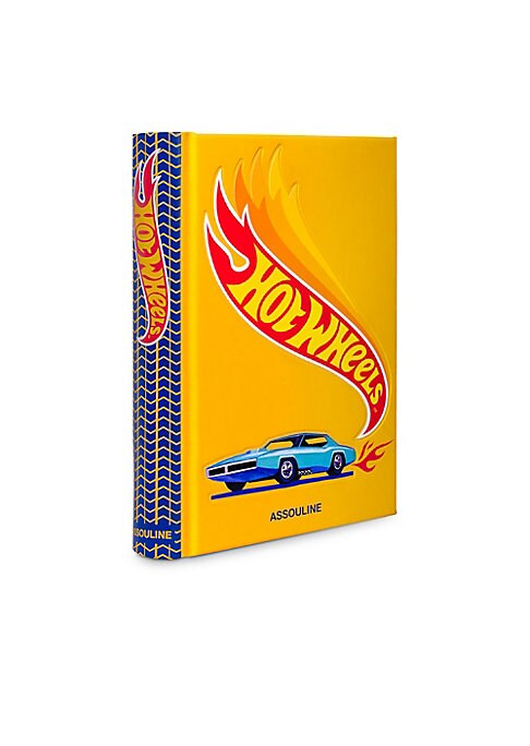 Image of Hot Wheels is more than just a toy, over the years it has reinvented itself as a true lifestyle brand with segments that range from life size cars, licensed apparel, merchandise, gaming and digital content. Covering topics from the origins and technical e