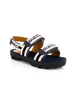 54e8408bdd0f QUICK VIEW. Gucci. Girl s Monogram Sandals