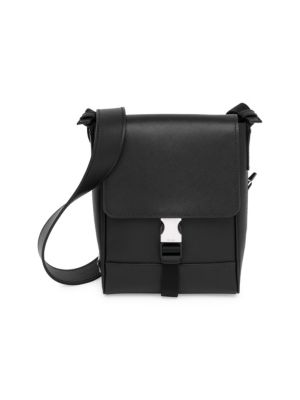 detailed look new items los angeles Saffiano Leather Travel Crossbody Bag