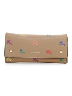dea31c741d4f QUICK VIEW. Burberry. Hollee Leather Wallet