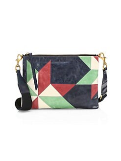 Nessah Patchwork Leather Crossbody Bag MIDNIGHT. QUICK VIEW. Product image.  QUICK VIEW. Isabel Marant ed59016065