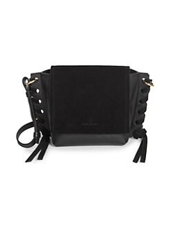 Product image. QUICK VIEW. Isabel Marant. Kleny Leather Crossbody Bag 653f0aad80