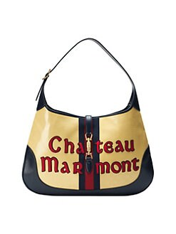 3613615c17 Product image. QUICK VIEW. Gucci. Chateau Marmont Hobo Bag