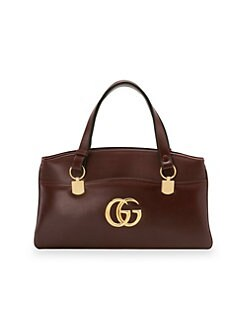 00139e2aeee07 Gucci. Arli Top Handle Bag