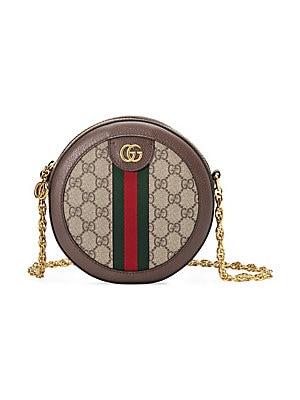 9e24984049e8 Gucci - Ophidia Mini GG Round Shoulder Bag