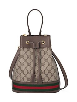 e5bbbddd81 Gucci - Small Ophida Bucket Bag