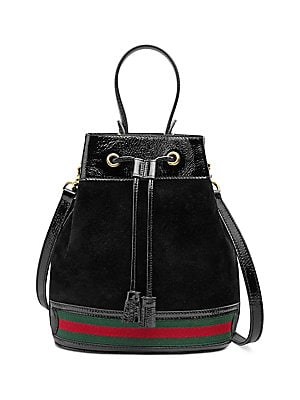 20a3c3647aa Gucci - Medium Reversible Leather Tote - saks.com