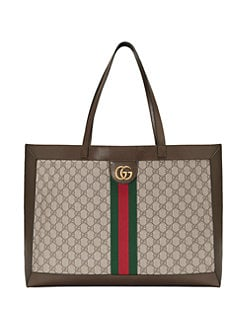 1154153ab455 Product image. QUICK VIEW. Gucci. Large Ophidia Tote. $1490.00 · Dionysus GG  Supreme Mini Bag BEIGE