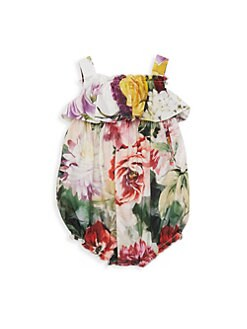 0c4814353aa3 QUICK VIEW. Dolce   Gabbana. Baby Girl s Floral Bodysuit