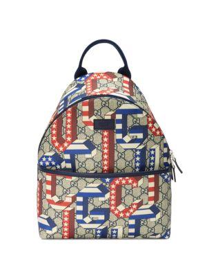 7cbc1b38052042 Gucci - GG Marmont Matelassé Backpack - saks.com