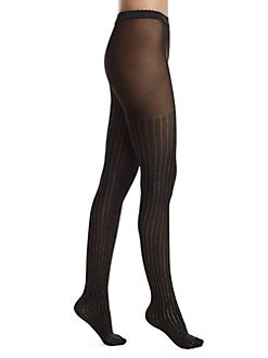 8a301000280 Wolford. Sparkle Stripe Tights