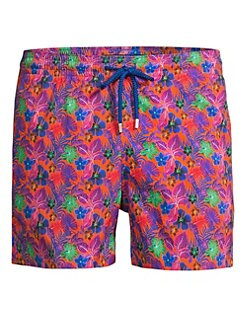 225fccaee6be QUICK VIEW. Vilebrequin. Moonrise Floral Print Swim Trunks