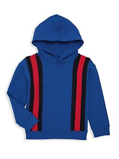 654c583c647 Little Boy s   Boy s Side Stripe Hooded Sweatshirt BLUE. QUICK VIEW.  Product image. QUICK VIEW. Gucci