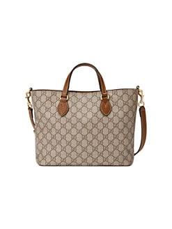 3905f2361cf Gucci. Small GG Supreme Tote