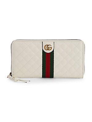 a7248823315201 Gucci - Sylvie Leather Shoulder Bag - saks.com