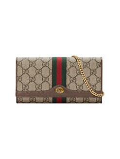 a8ab3521ee2 Gucci. Ophidia Wallet On Chain