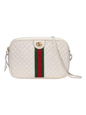 Trapuntata Shoulder Bag by Gucci