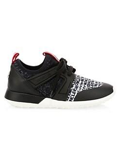 QUICK VIEW. Moncler. Meline Scarpa Logo Patch Sneakers bcf156f6d92
