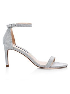 37fc4af58400 Product image. QUICK VIEW. Stuart Weitzman. NuNakedStraight Leather Sandals