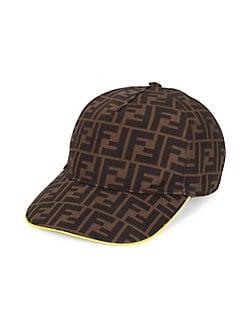 Fendi. Classic Logo Baseball Cap 7ee94fc5699