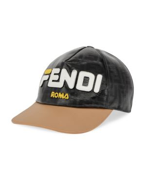 Fendi Mania Baseball Cap by Fendi