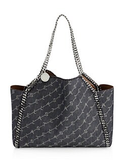 f645608df1 Product image. QUICK VIEW. Stella McCartney. Falabella Denim Tote Bag