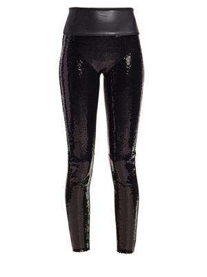 e1ce5d1febb5f Commando - Perfect Faux Leather Leggings - saks.com