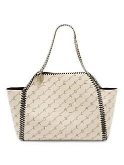 e755d5ab0fa7 Product image. QUICK VIEW. Stella McCartney. Falabella Monogrammed Dual Tote  Bag