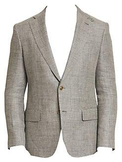63ab8fe8b6b586 Men - Apparel - Sportscoats & Blazers - saks.com