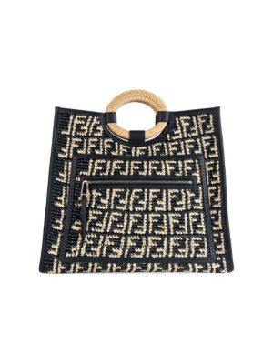 f94d33fdc752 Fendi - Classic Leather Shopper - saks.com