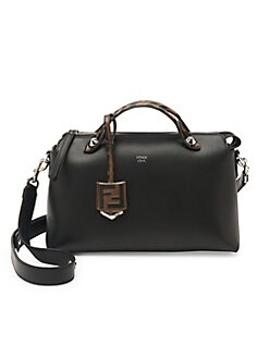 9efefd4b448 QUICK VIEW. Fendi. Medium By The Way Leather Satchel